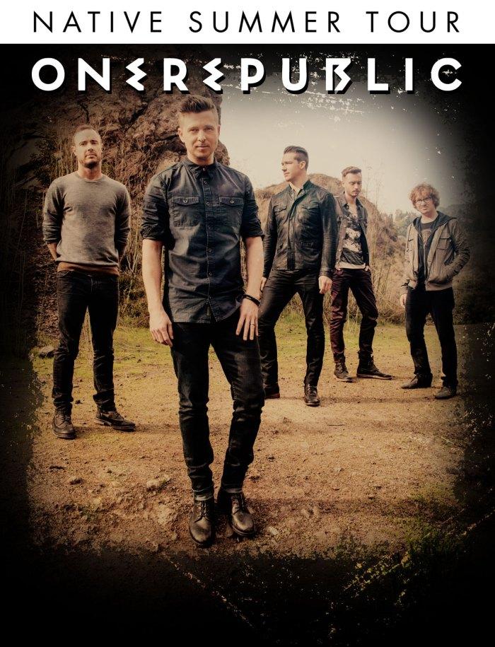 OneRepublic Native Tour