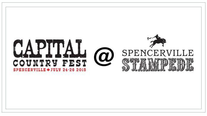 Capital Country Fest at Spencerville Stampede