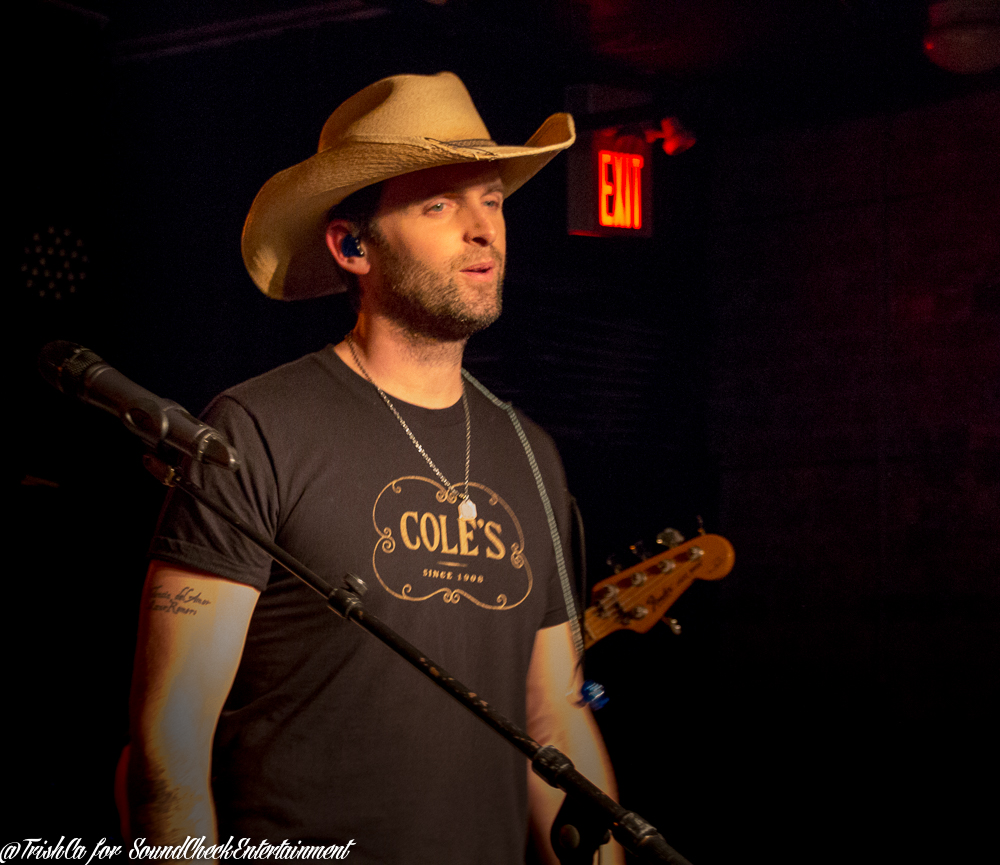 Dean Brody Boots and Bourbon Gypsy Road CD Release