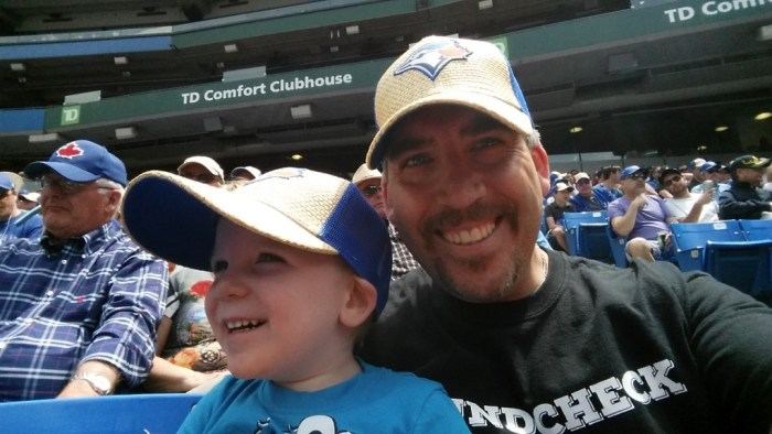 Good Times @ the Jays Game.. May 24, 2015 Country Day