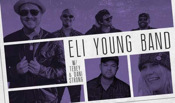 Eli Young, Tebey & Dani Strong @ Pheonix