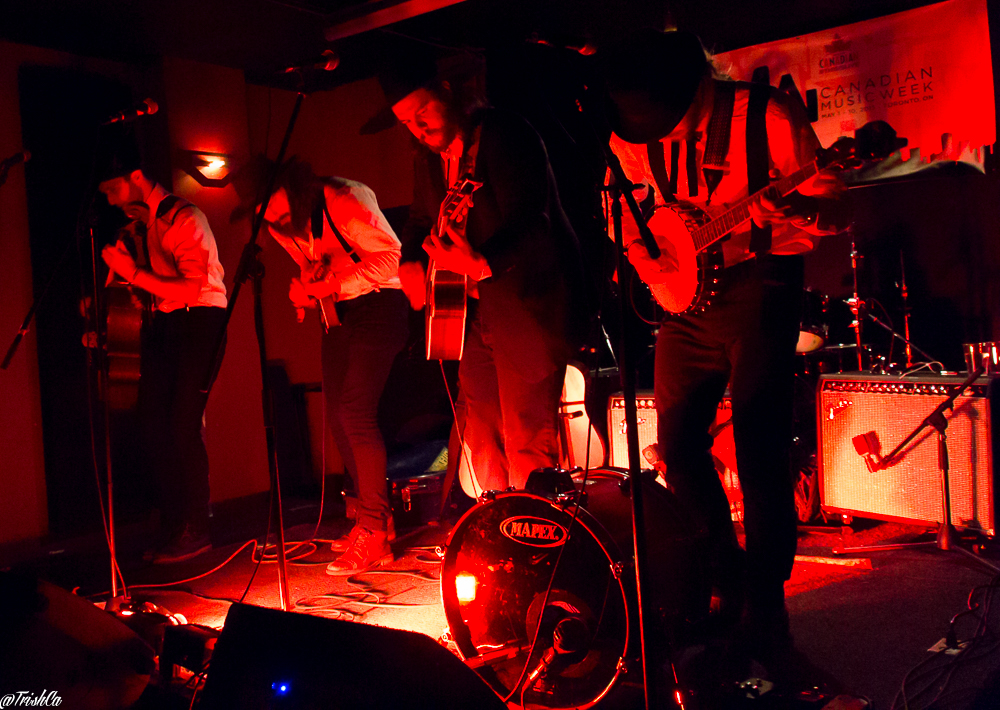 The Dead South CMW2015 Smiling Buddha-2754