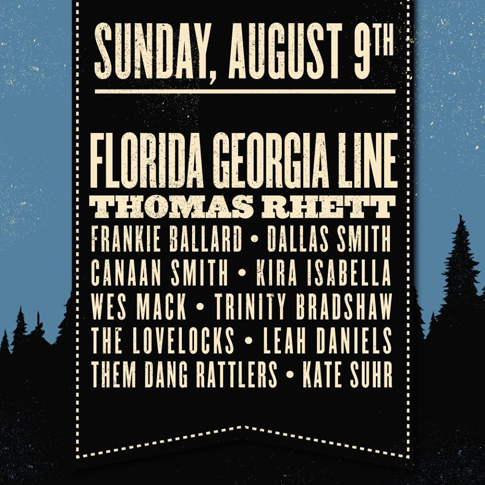 Boots Amp Hearts 2015 Schedule Sound Check Entertainment