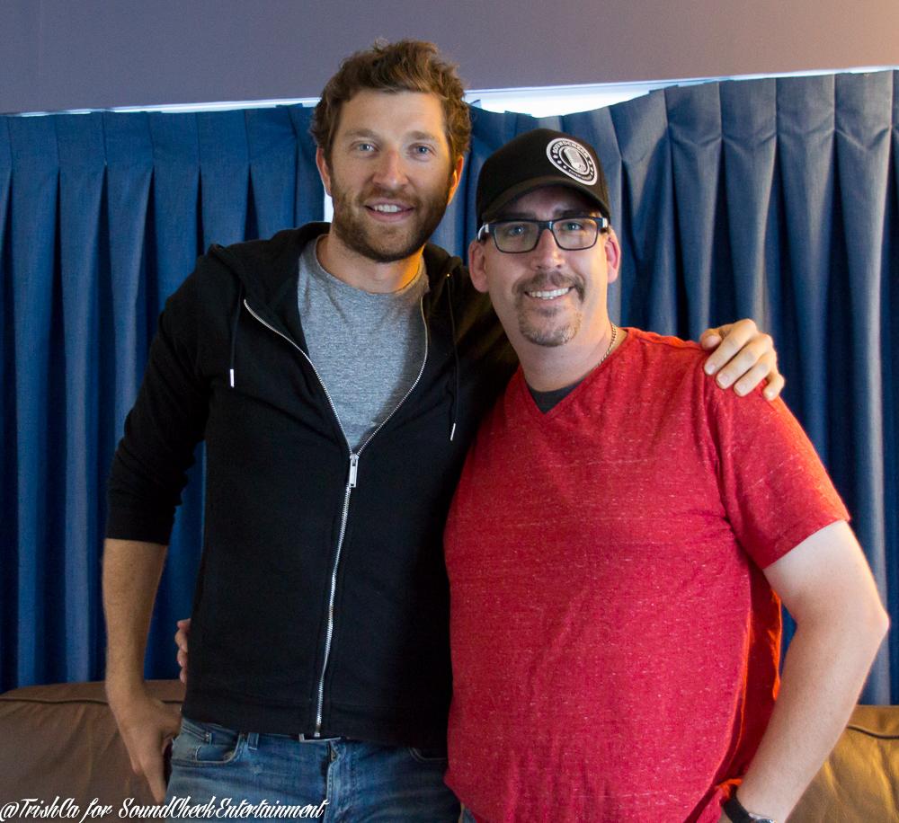 Corey & Brett makin' it official - Photo: Trish Cassling