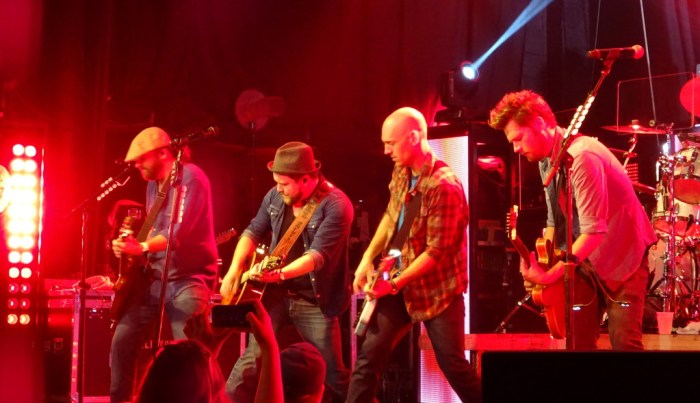 Eli Young Band - Toronto - June 4, 2015 Photo By Corey Kelly
