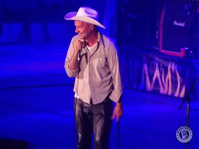 Gord Downie - Kitchener Aud - June 29th, 2015 - Photo: Corey Kelly