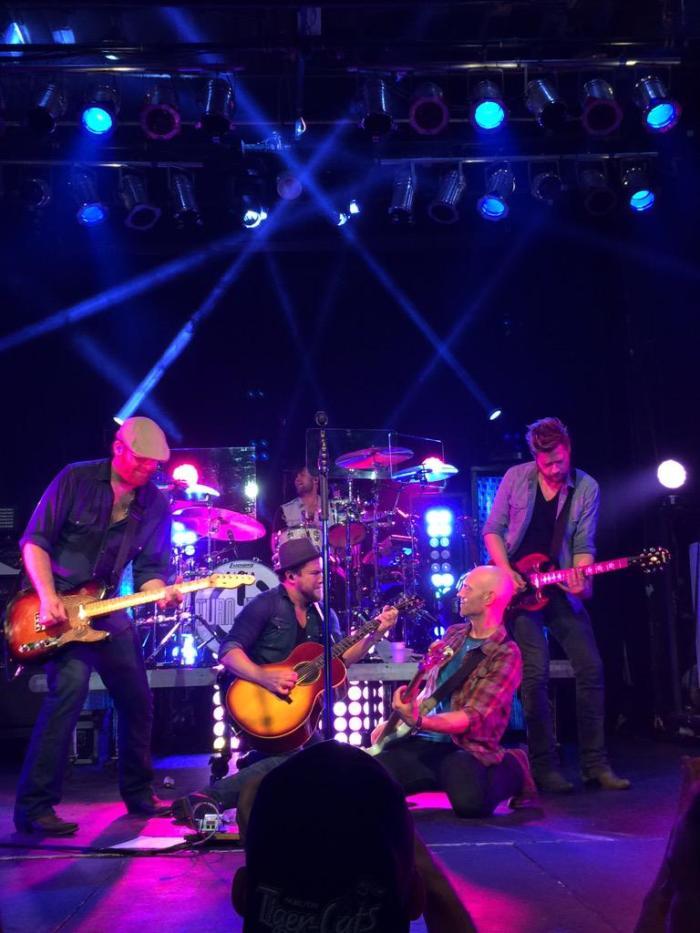 Eli Young Band - Toronto - June 4 - Photo: Mary Beth McLaughlin