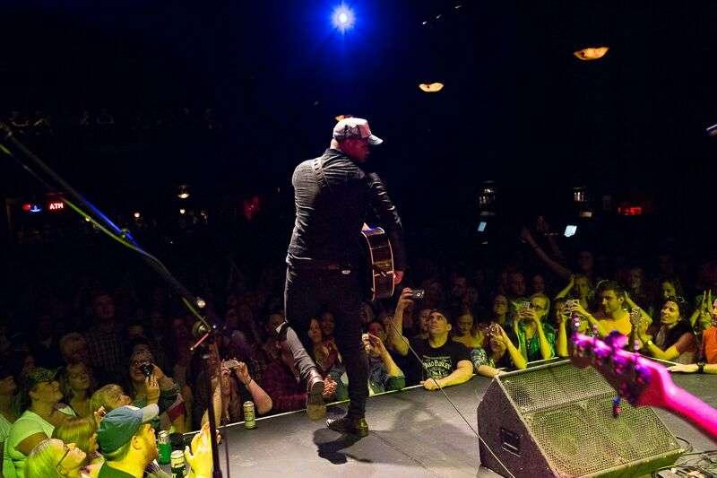 Tebey - The Phoenix Concert Theatre - Toronto - June 4th - Photo: Ray Williams