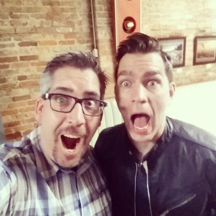 Andy Grammar & Corey Kelly of Sound Check