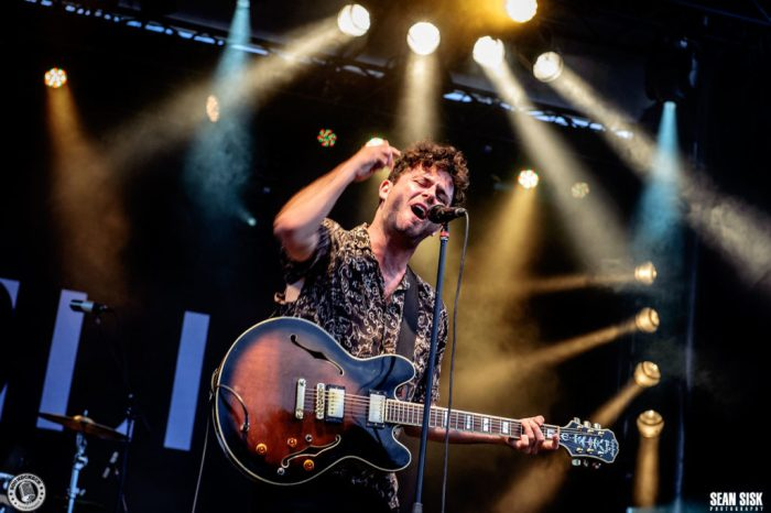 Arkells preform at RBC Bluesfest in 2015- Photo by Sean Sisk for Sound Check Entertainment