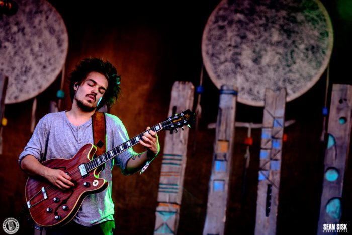 Milky Chance photo by Sean Sisk for Sound Check Entertainment
