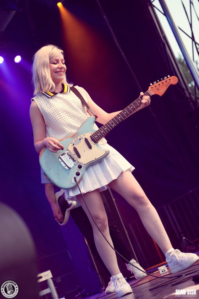 ALVVAYS performs at 2015 RBC Royal Bank Bluesfest Photo by Sean Sisk