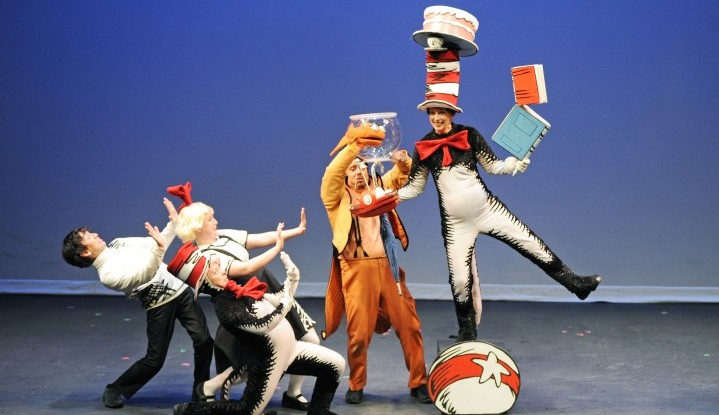 Childsplay presents the Cat in the Hat