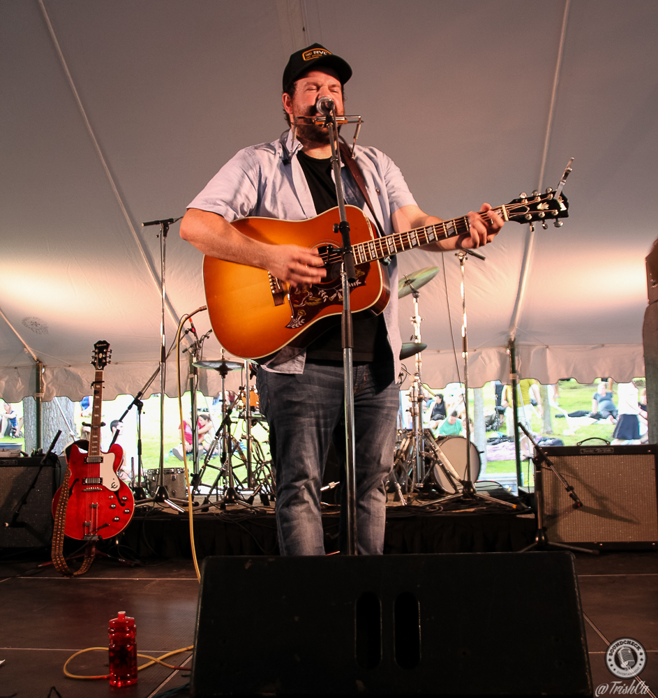 Donovan Woods Riverfest Elora 2015