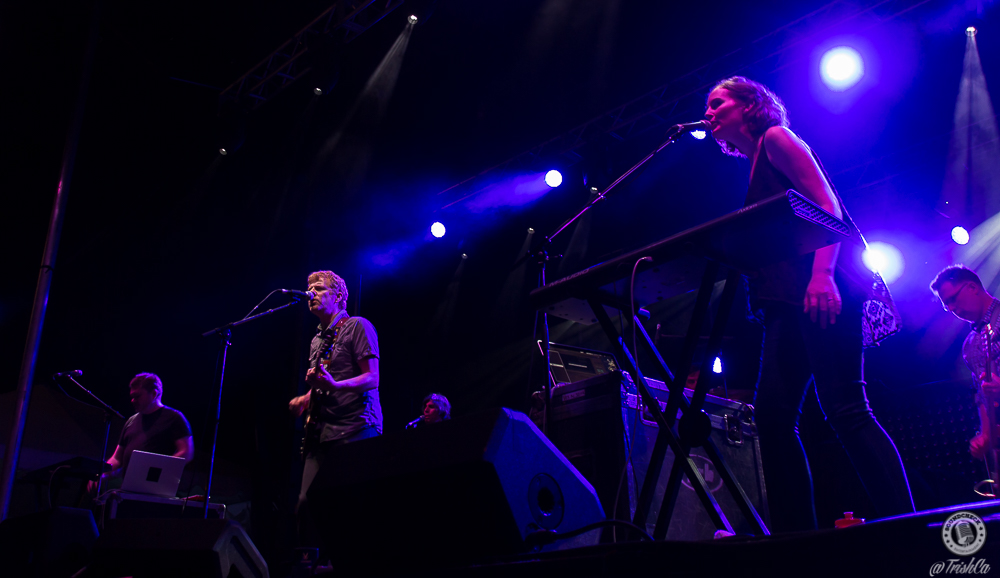 The New Pornographers Riverfest Elora 2015