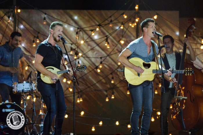 High Valley Perform at the 2015 CCMA Awards - James Batten Photography