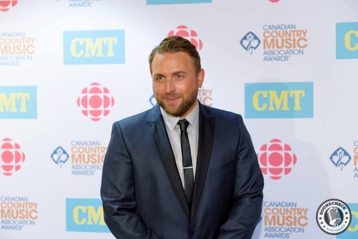Johnny Reid arrives at the 2015 CCMA Awards in Halifax = JB Photography