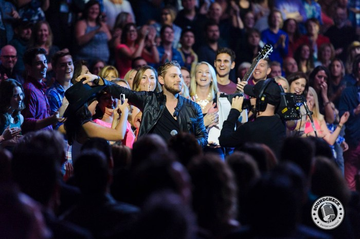 Brett Kissel Performs at the 2015 CCMA Awards - James Batten Photography