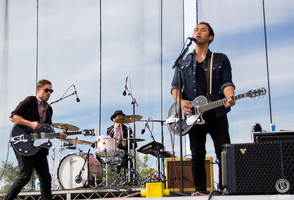 The Airborne Toxic Event Riot Fest 2015