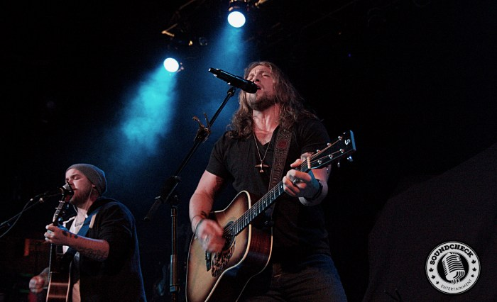 Cory Marquardt rocks the Opera House in Toronto - Corey Kelly