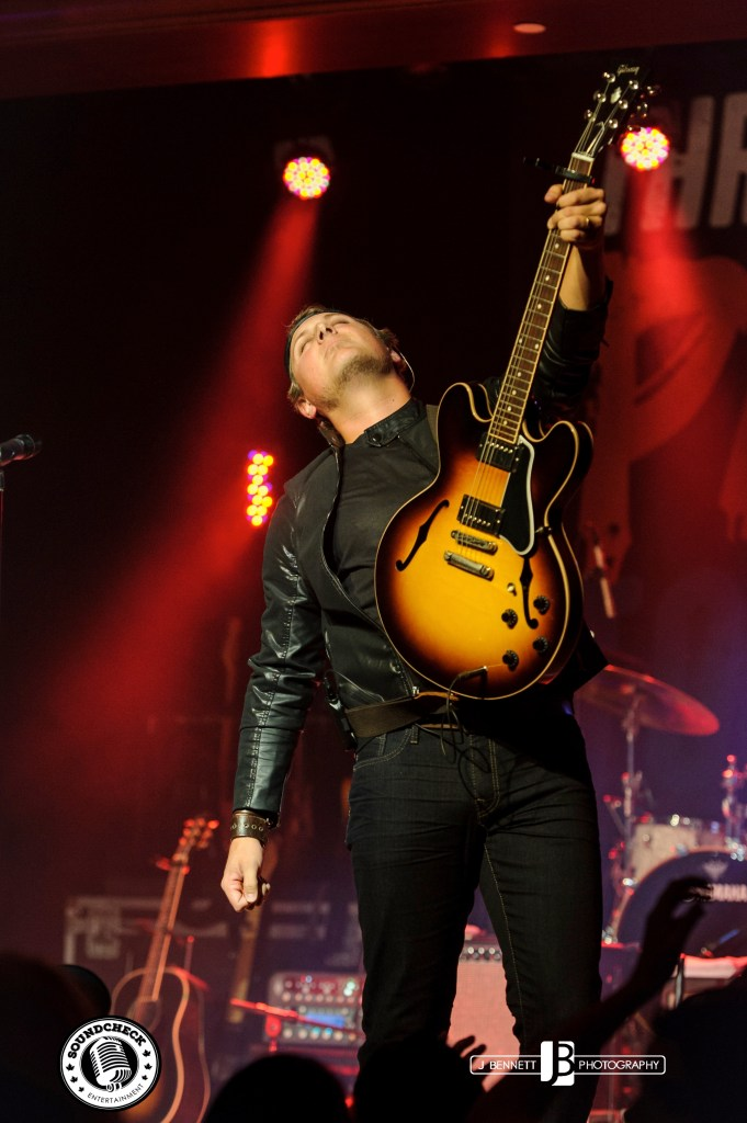 Jason Blaine perfroms in Halifax at the Kickoff of the Three's A Party Tour - Photo: James Bennett