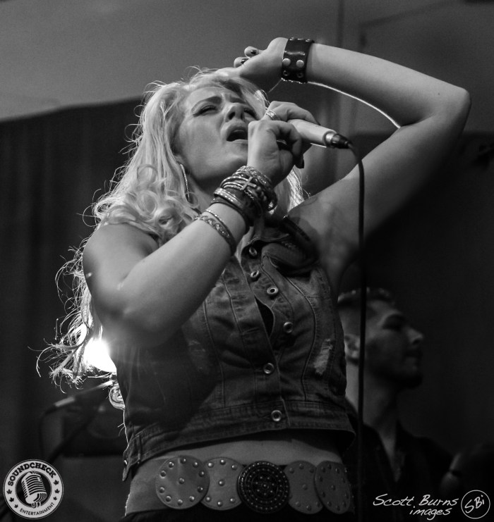 Riki Knox performs at her CD Release Party - Photo: Scott Burns Images