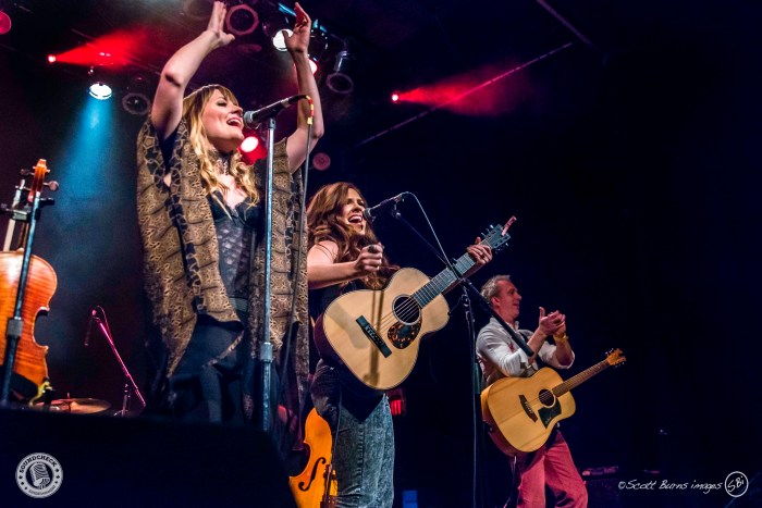 The Lovelocks perform at KX Country's Bright Light Big Country concert at The Phoenix Concert Theatre - Photo: Scott Burns