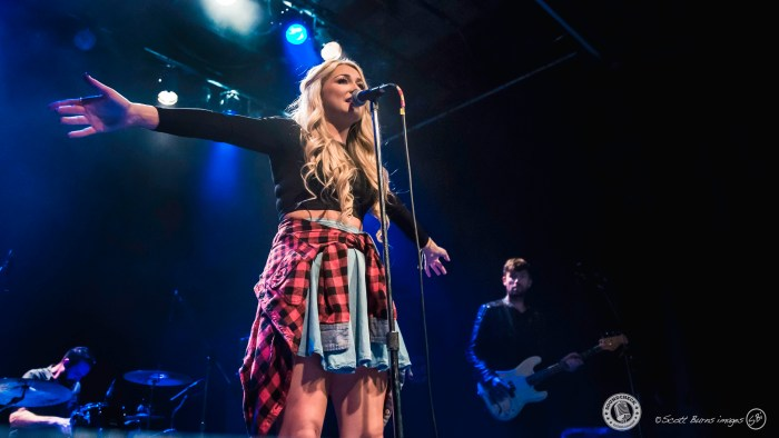 Madeline Merlo performs at KX Country's Bright Light Big Country concert at The Phoenix Concert Theatre - Photo: Scott Burns