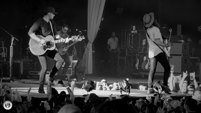 Brothers Osborne perform @ Molson Amp Theatre