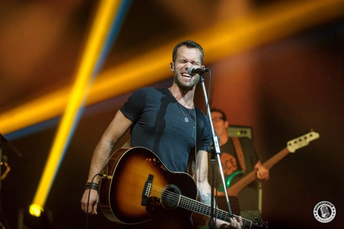 Chad Brownlee - Cunard Centre
