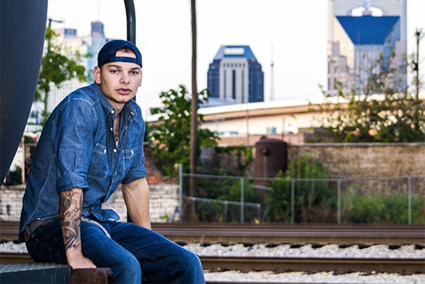 Kane Brown Signs With Sony Nashville Sound Check