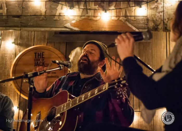 Donovan Woods performs at Four Chords and the Truth @ The Dakota Tavern - Photo: Mike Highfield