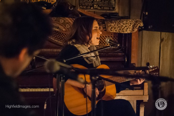 Rose Cousins performs at Four Chords and the Truth @ The Dakota Tavern - Photo: Mike Highfield