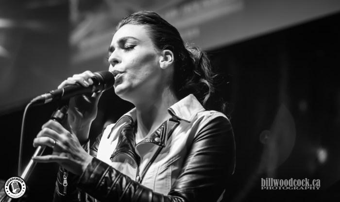 Tareya Green of Autumn Hill Perform @ Cowboys Ranch - Photo: Bill Woodcock