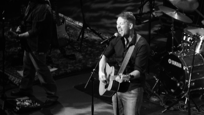 Barrett Baber performs at The Joint in Las Vegas - Photo: Corey Kelly
