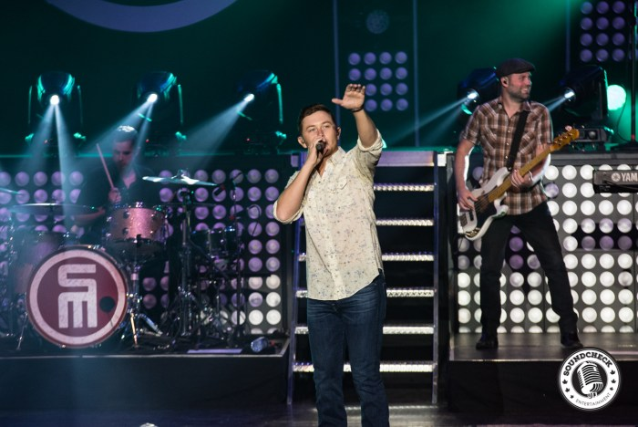 Scotty McCreery performs at Mystic Lake Casino - Photo: InAction Photos