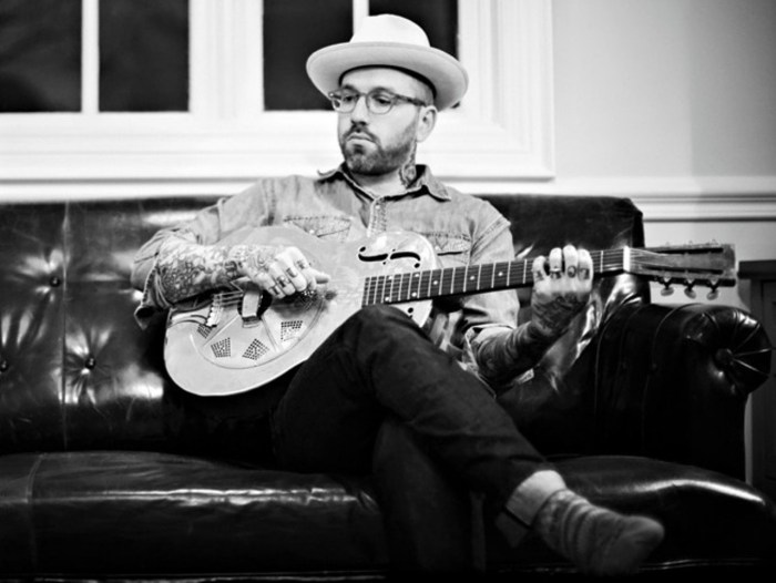 City and Colour photo by Dustin Rabin