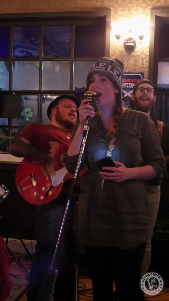 """Audrey Cahoon performs a cover of """"Zombie"""" by the Cranberries"""