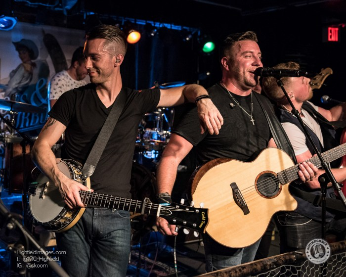 Cold Creek County Rock Boots & Bourbon Saloon during CMW 2016 - Photo: Mike Highfield