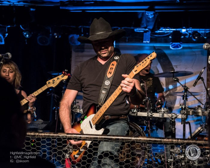 Domino perform at Boots & Bourbon Saloon during CMW 2016 - Photo: Mike Highfield
