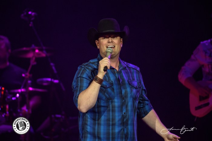 Gord Bamford performs in Halifax at Scotiabank Centre - Photo: James Bennett