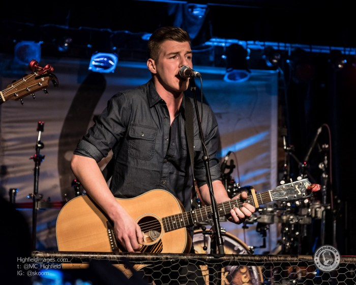 Petric perform at Boots & Bourbon Saloon during CMW 2016 - Photo: Mike Highfield
