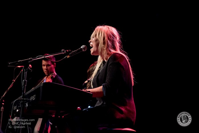 Dani Strong @ #Country4FortMac at The Phoenix in Toronto - Photo: Mike Highfield