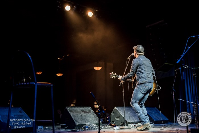 Jason Blaine @ #Country4FortMac at The Phoenix in Toronto - Photo: Mike Highfield