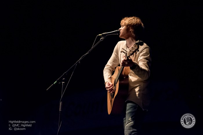 Wes Mack @ #Country4FortMac at The Phoenix in Toronto - Photo: Mike Highfield