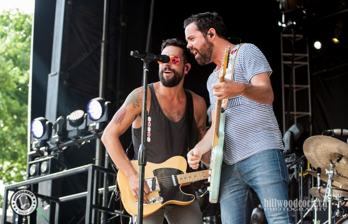 Old Dominion perform at #RTP2016 in London, Ontario - Photo: Bill Woodcock