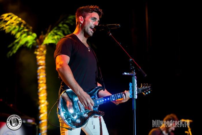Jake Owen performs at #RTP2016 in London, Ontario - Photo: Bill Woodcock
