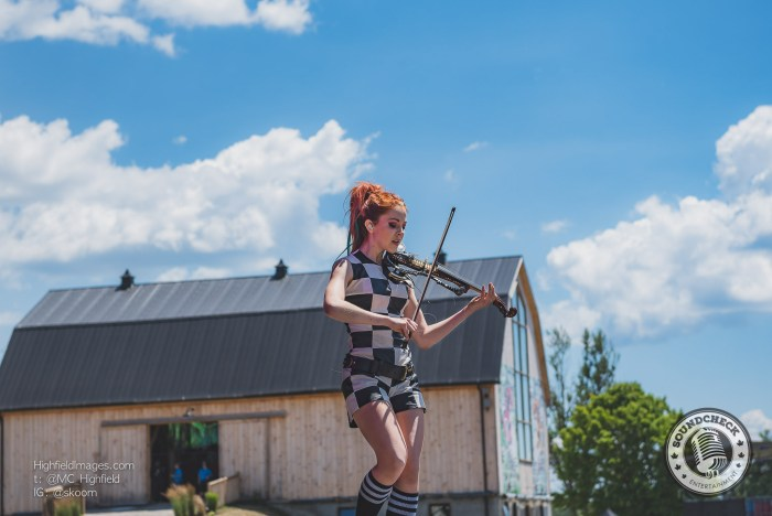 Lindsey Stirling Way Home Festival