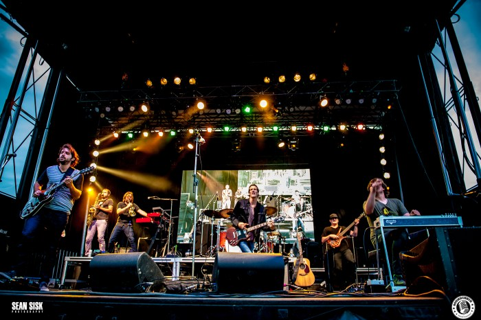 The Revivalists photo by Sean Sisk