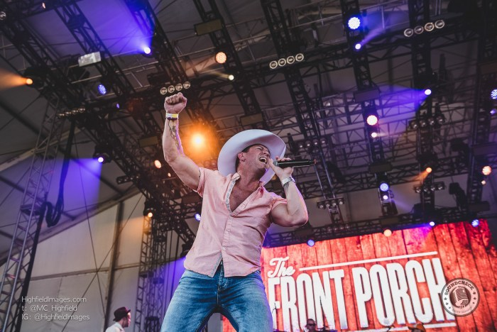 Aaron Pritchett photo by Mike Highfield